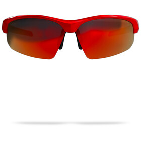 BBB Impress Sportbril, rood/zwart